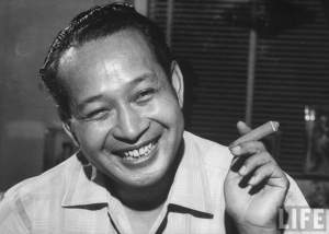 Soeharto muda.