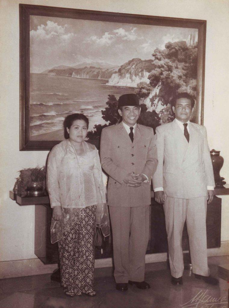Sukarno Omi dan Asmara Hadi