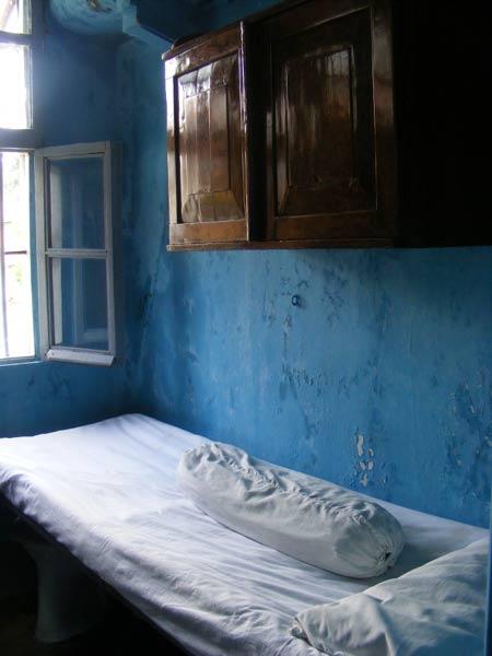Sel yang ditempati Sukarno di Penjara Sukamiskin.