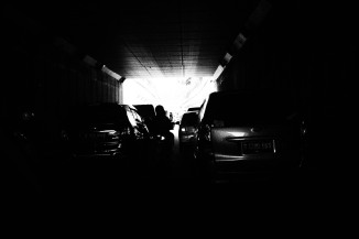 Cahaya di ujung lorong.