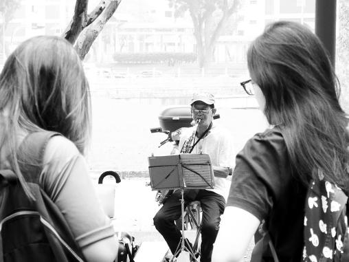 Saxoponist