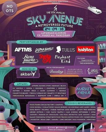 Sky Avenue 2016