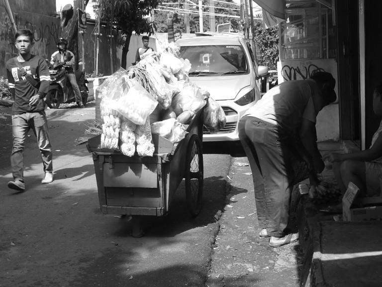 Pedagang Sayur Keliling